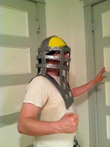 Helmet Frame